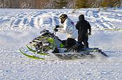 Black Ski-Doo