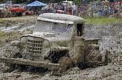 1953 Willys Jeep Truck 473 - Sergeant Mopar