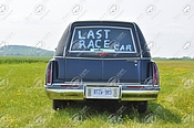 Cadillac Fleetwood Hearse 1st Generation -  Last Race Car