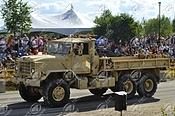 AM General M923A1 5-ton 6x6 truck