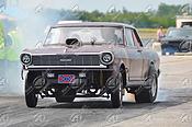 Gasser Drag Car